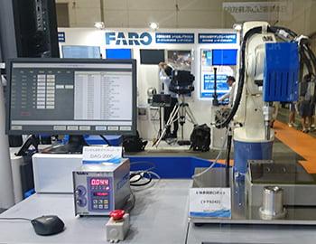 エアマイクロ自動内径測定システム